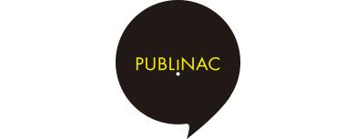 Logo para sitio Publinac 391 x 153