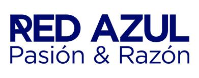 Logo para sitio RED AZUL 391 x 153